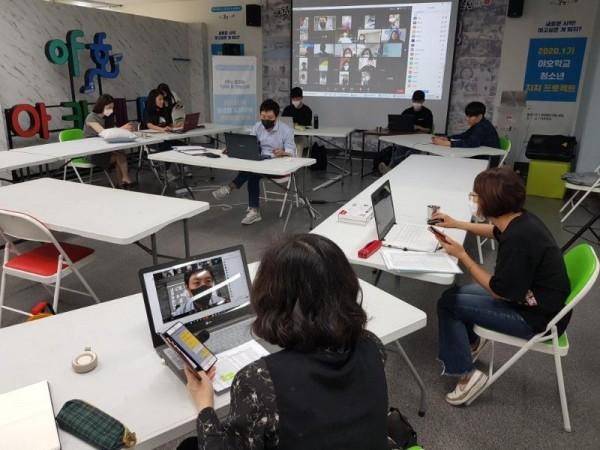 [크기변환]전주형 창의교육 야호학교, 온라인으로 '출발' (3).jpg