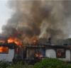 구례119안전센터, 토지면 주택화재, 인명피해 없어