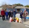 무안군 삼향읍 지역사회보장협의체, 주거환경개선 봉사 실시