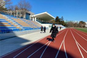 순천대학교, 체육 실기고사 수험생 입시 준비 배려해 운동장 특별 개방