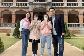 서경덕 교수, '장애인의 날' 맞아 장애 청소년과 역사문화탐방 영상 제작