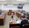 장성군의회, 정책개발연구회 용역 최종결과 보고회
