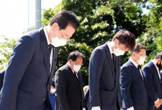 김영록 지사, 이준석 대표에게 여순 국가 추념식 건의